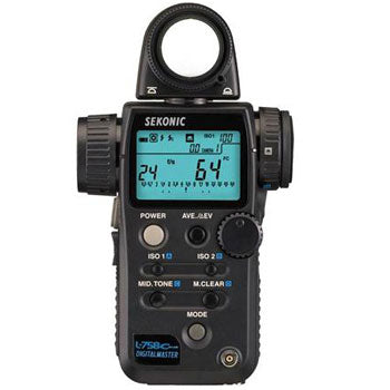 Sekonic L-758Cine Flash Meter