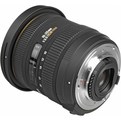 Sigma 10-20mm F3.5 EX DC HSM Lens for Nikon