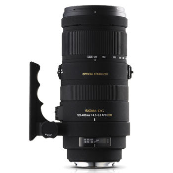 Sigma 120-400mm f4.5-5.6 DG APO OS HSN Lens for Sony