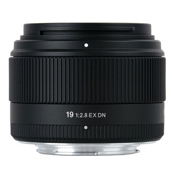 Sigma 19mm F2.8 EX DN Lens for Sony E Mount
