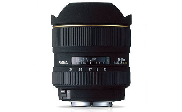 Sigma 24-70mm F2.8 IF EX DG HSM Lens for Sony