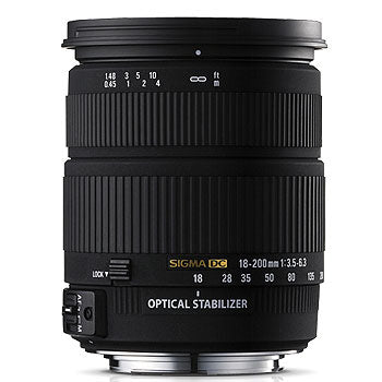 Sigma 70-300mm F4-5.6 DG OS Lens for Sony