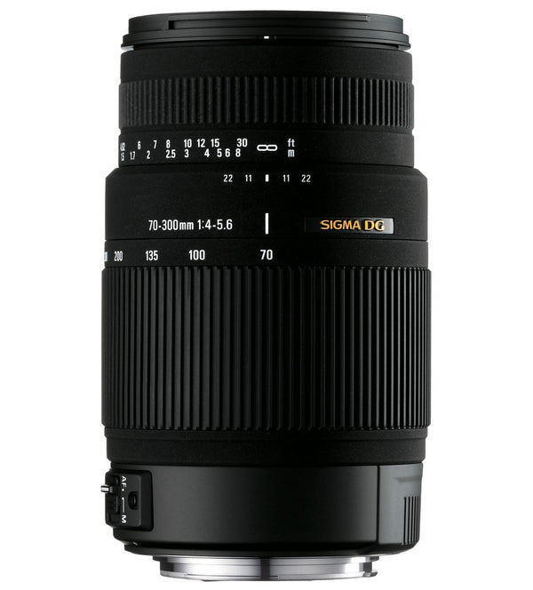 Sigma 70-300mm F4-5.6 DL-M DG Lens for Pentax