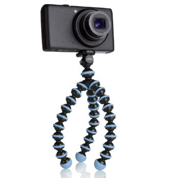 Joby GorillaPod Camera Tripod (Black-Blue)