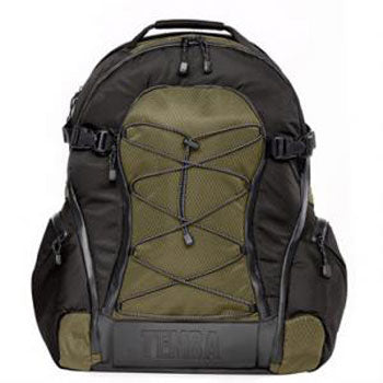 Tenba Shootout Backpack Small (Olive-Black)