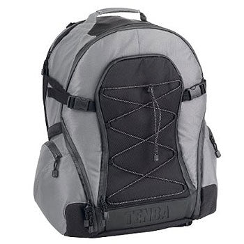 Tenba Shootout Backpack Large (Silver-Black)