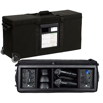 Tenba Large Lighting Aircase with Wheels