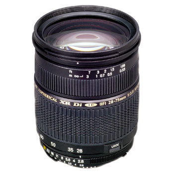 Tamron 28-75mm f-2.8 SP XR Di LD Aspherical IF Lens for Sony