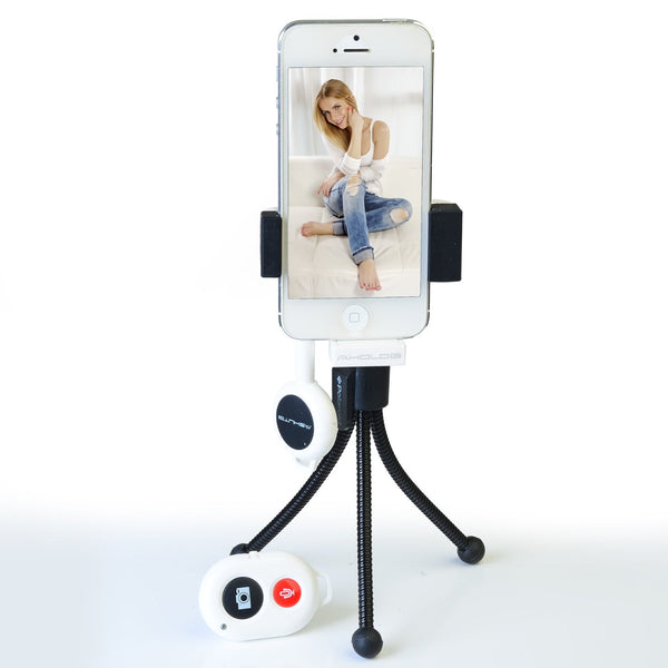 Ivation Wireless Remote for iOS Devices Camera, Video & Voice Note