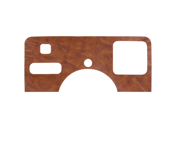 Polaroid Sticker for Polaroid Socialmatic Camera - Matte Brown Leather