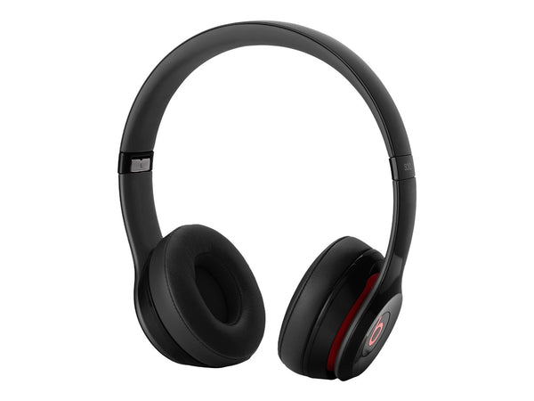 Solo2 Wired On-Ear Headphones - Black