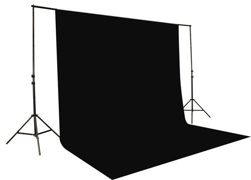 Caltar Continuous Lighting and Background Starter Kit