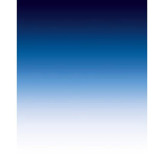 "Calumet Navy Cloud Graduated PVC Background, 43 x 67"" (110 x 160cm)"