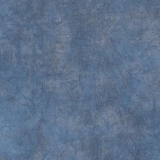 Calumet 10 x 12' (3.04 x 3.65m) Blue Bird Hand-Dyed Muslin Background