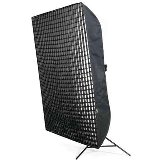 Calumet 40-Degree Ribbon Grid Egg Crate for X- Large Soft Box, 54x78in