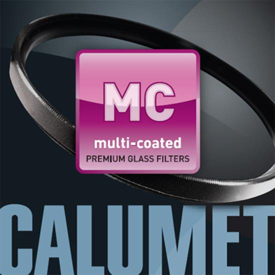 Calumet 55mm 80B Multi-Coated Filter