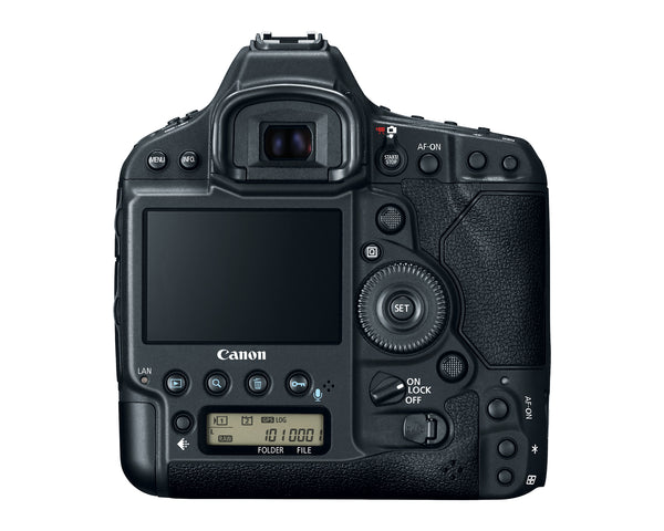 Canon EOS-1D X Mark II 20.2MP DSLR Camera Body