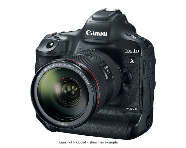 Canon EOS-1D X Mark II DSLR Camera Body with Premium Kit