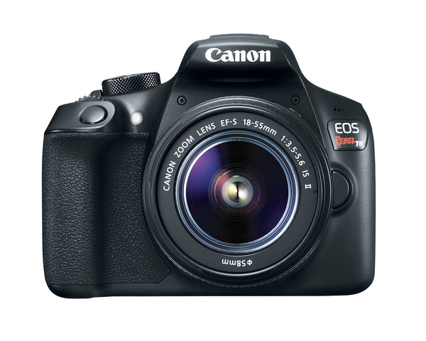 Canon EOS Rebel T6 18MP DSLR Camera with 18-55mm Lens and Pixma Printer Kit