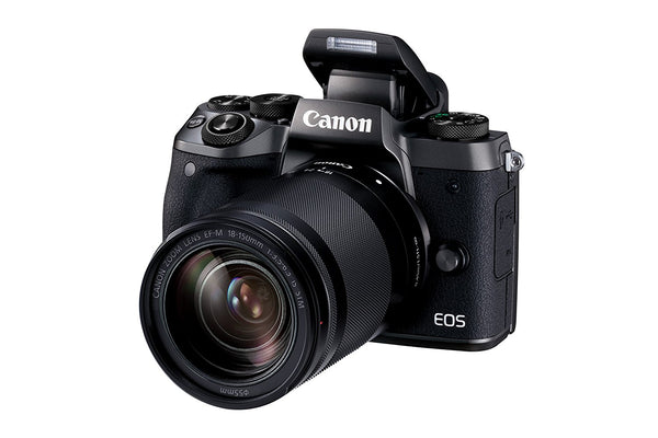 Canon EOS M5 Mirrorless Camera with 18-150mm Lens Kit
