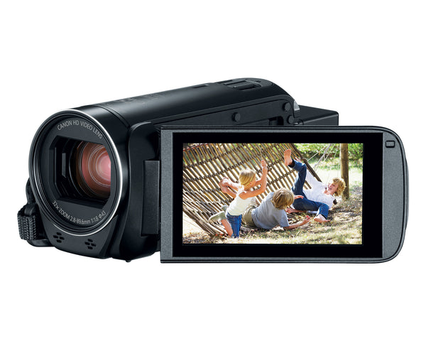 Canon Vixia HF R800 3.28MP Camcorder Kit (Black)