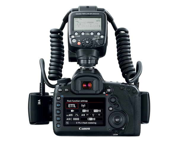 Canon Macro Twin Lite Flash Unit MT-26EX-RT
