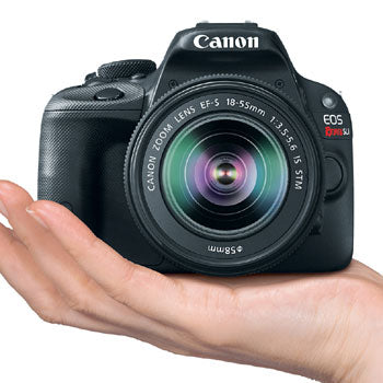 Canon EOS Rebel SL1 DSLR with EF-S 18-55mm IS STM Lens Kit
