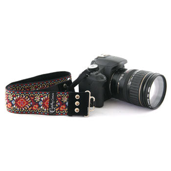 "Capturing Couture Harmony 2"" Camera Strap"