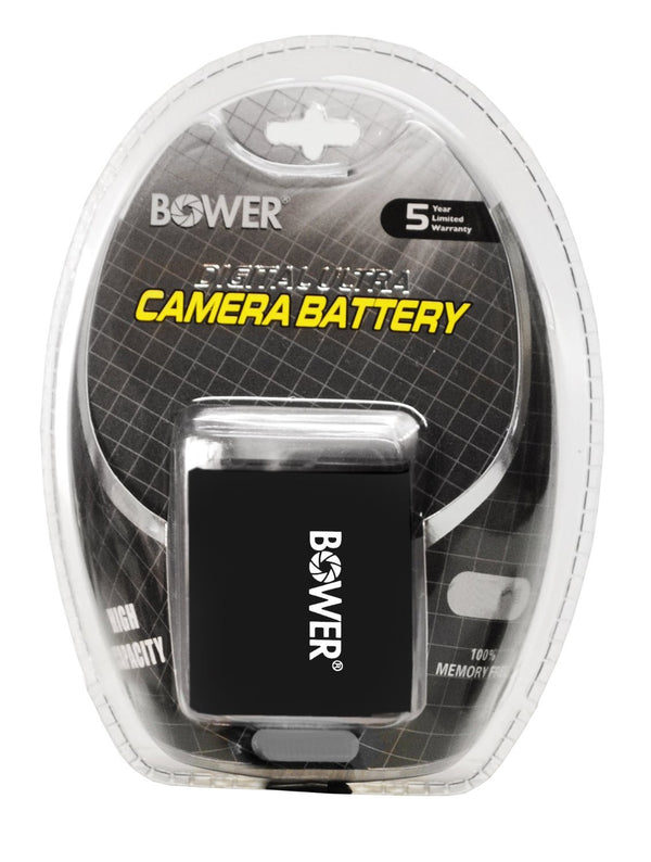Bower EN-EL14 Li-Ion Battery Replacement for Nikon EN-EL14 or EN-EL14A
