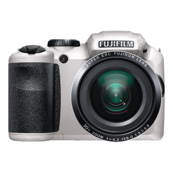 FujiFilm FinePix S Series S6800 Long Zoom Digital Camera (WHITE)