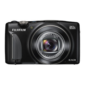FujiFilm FinePix F Series F900 EXR Compact Long Zoom Digital Camera (BLACK)