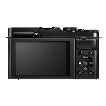 FujiFilm X-A1 Mirrorless Camera Kit with 16-50mm Lens (Black)