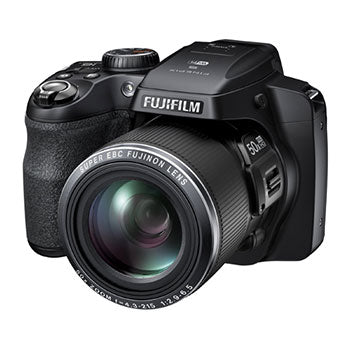 FujiFilm FinePix S9400W 16 MP Digital Camera (Black)