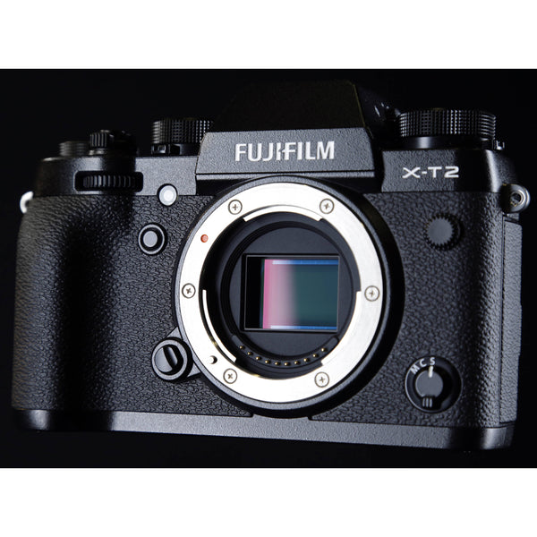 FujiFilm X-T2 Body and XF18-55mm Lens Kit (Black)