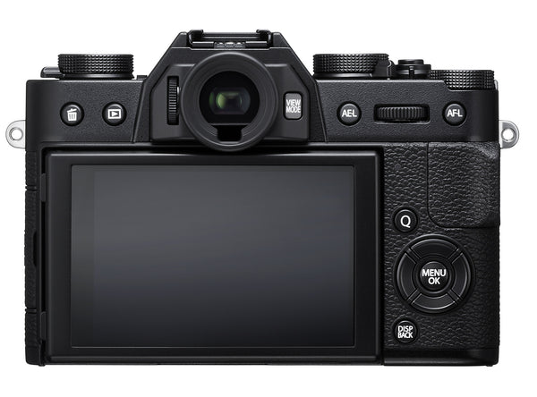 FujiFilm X-T20 Mirrorless Camera Body with 18-55mm Lens (Black)