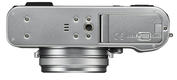 FujiFilm X-T20 Mirrorless Camera with 16-50mm Lens (Silver)