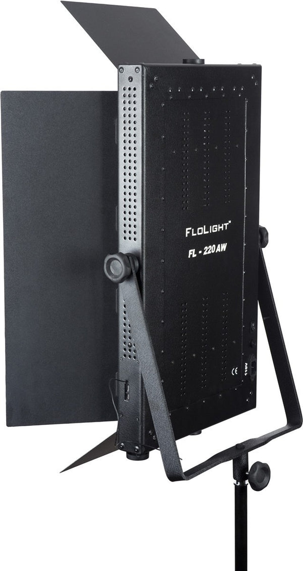 Flolight FL-220AWD Fluorescent Video Light with Remote Control (5400k)