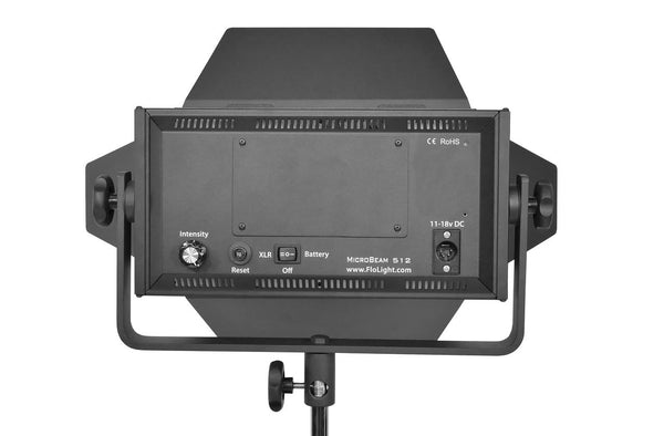 Flolight Microbeam 512 High Powered LED Video Light with DMX Control