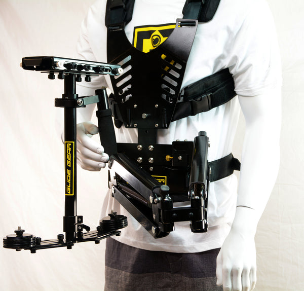 Glide Gear DNA 6002 Vest & Arm Stabilization Kit (7-12 lbs camera)