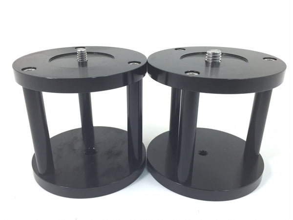 Glide Gear Camera Slider Dolly Round Height Risers