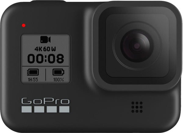 GoPro HERO 8 Black 4K Waterproof Action Camera