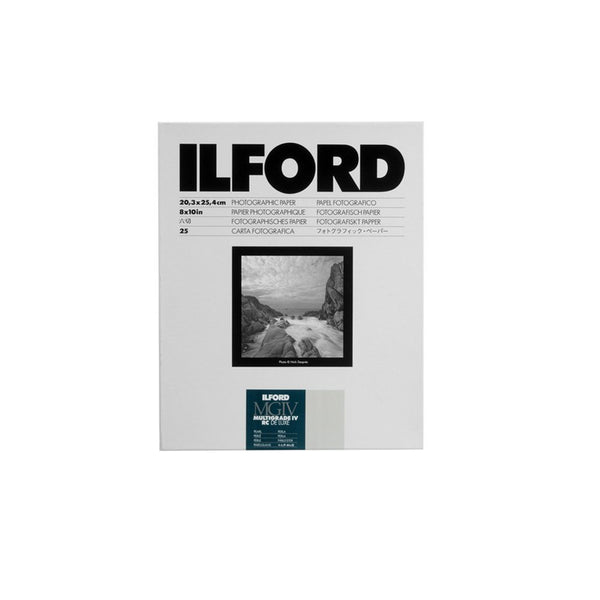 Ilford RC PAPER PEARL 25 SHEETS
