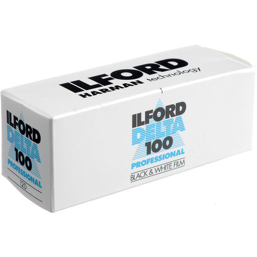 Ilford Delta 100 Professional Black and White Negative Film (120 Film)