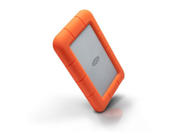 LaCie 2TB Rugged USB-C Mobile Hard Drive