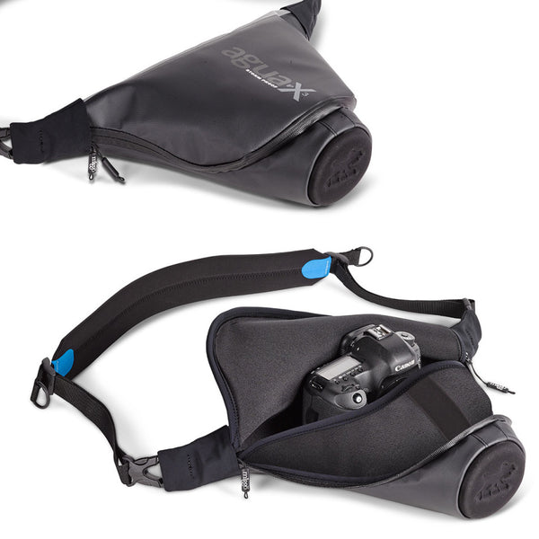 miggo Agua 45 Stormproof Holster for Large DSLR Camera and Free Tripod