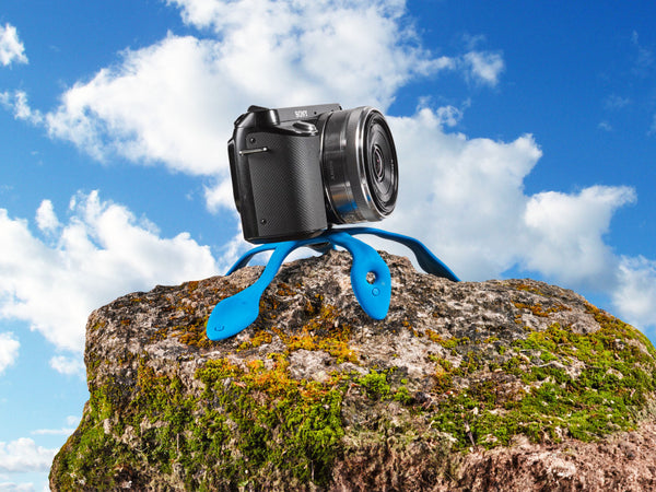 miggo Splat Flexible Tripod for Mirrorless and Compact Cameras