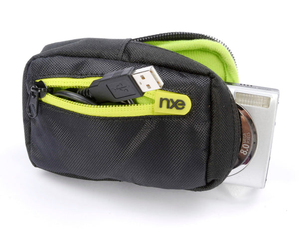 NXE Astoria Camera Case with Carbiner - Small