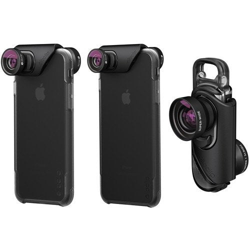 Core Lens Set and ollo Case for iPhone 7-7 Plus