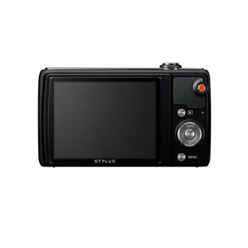 Olympus VR-370 Compact Digital Camera (Black)