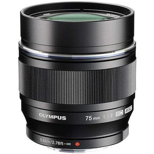 Olympus Portrait Kit with 45mm f-1.8 & 75mm f-1.8 Lenses